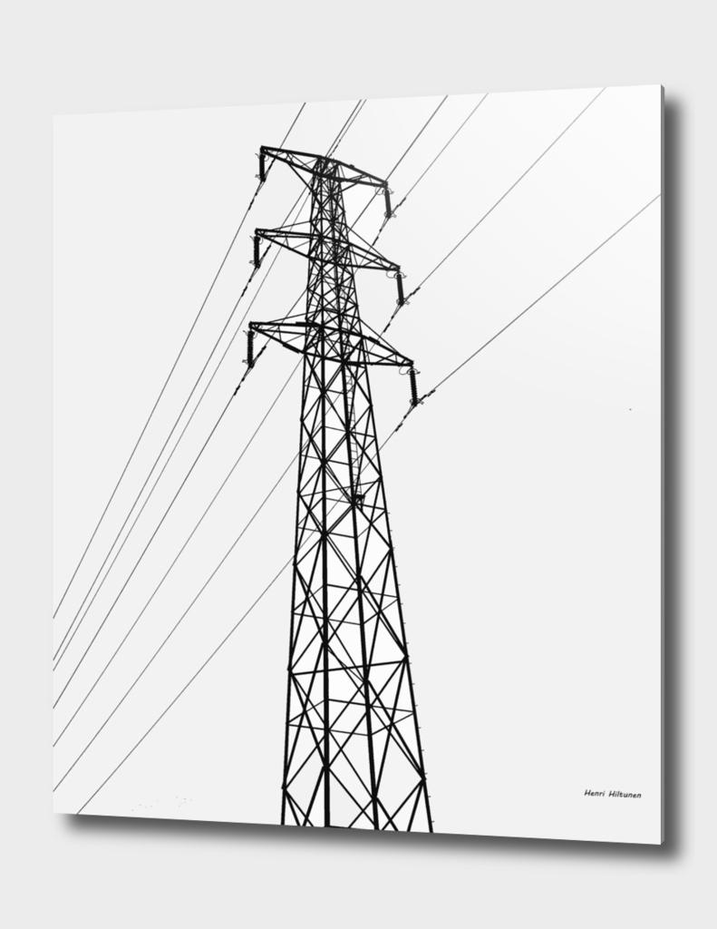 Power line 20