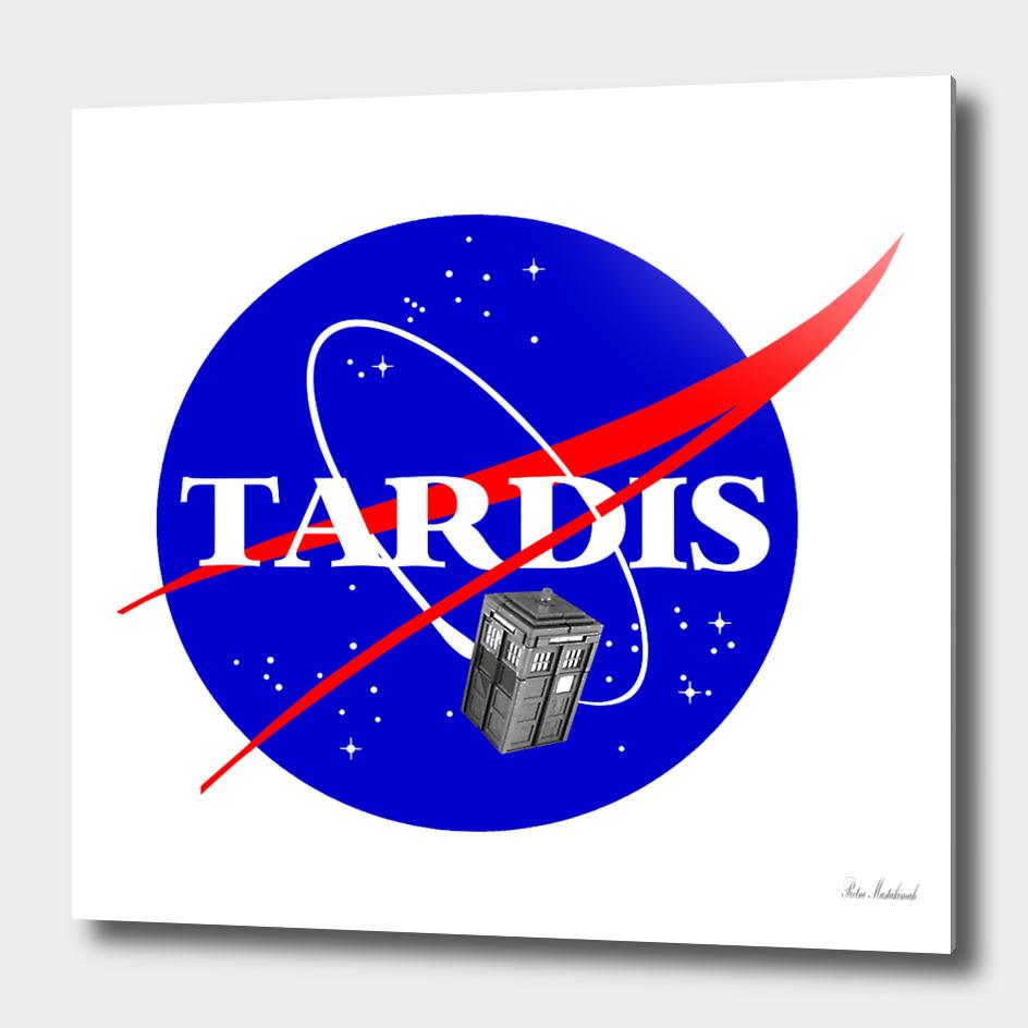 Tardis NASA Parody