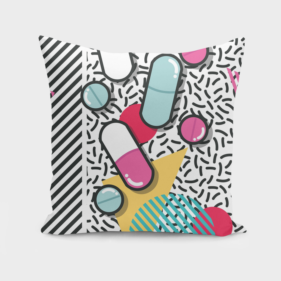 Pills Pattern 018
