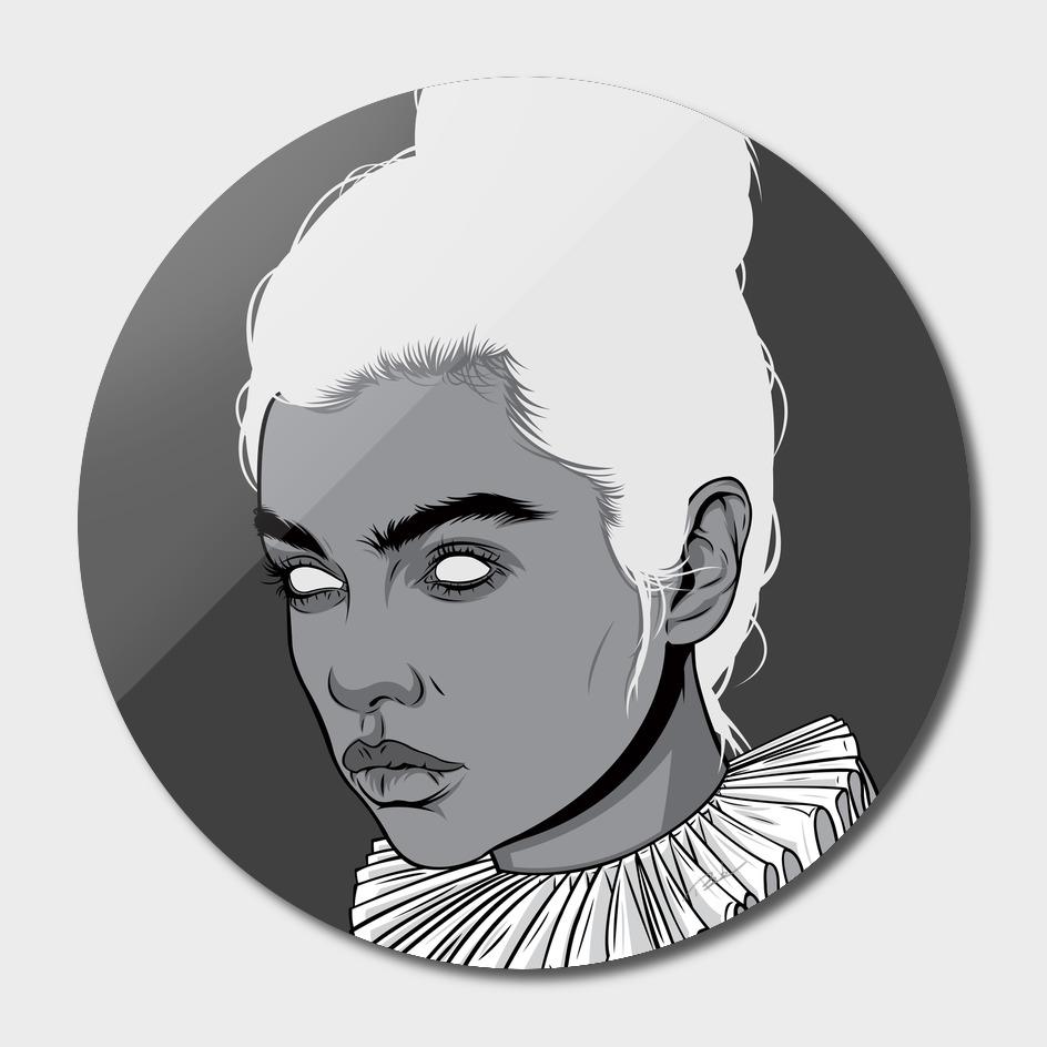 Gray lady