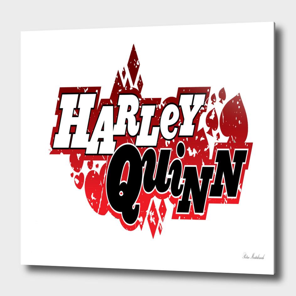 Harley Quinn Logo