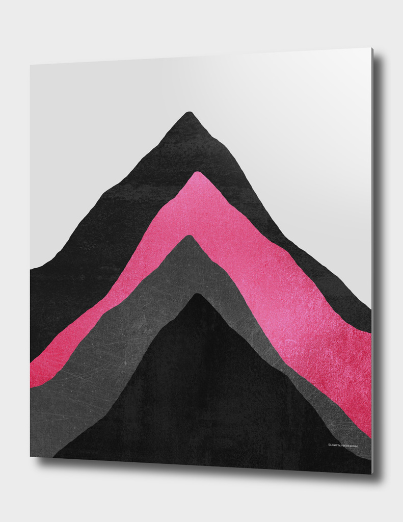 Four Mountains / Pink