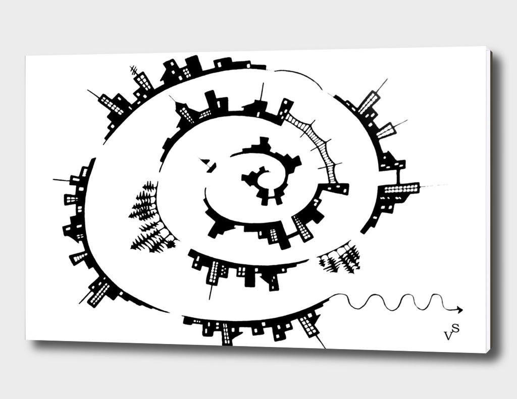 Spiral City