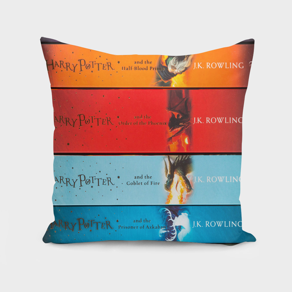 Harry Potter The Complete Collection books
