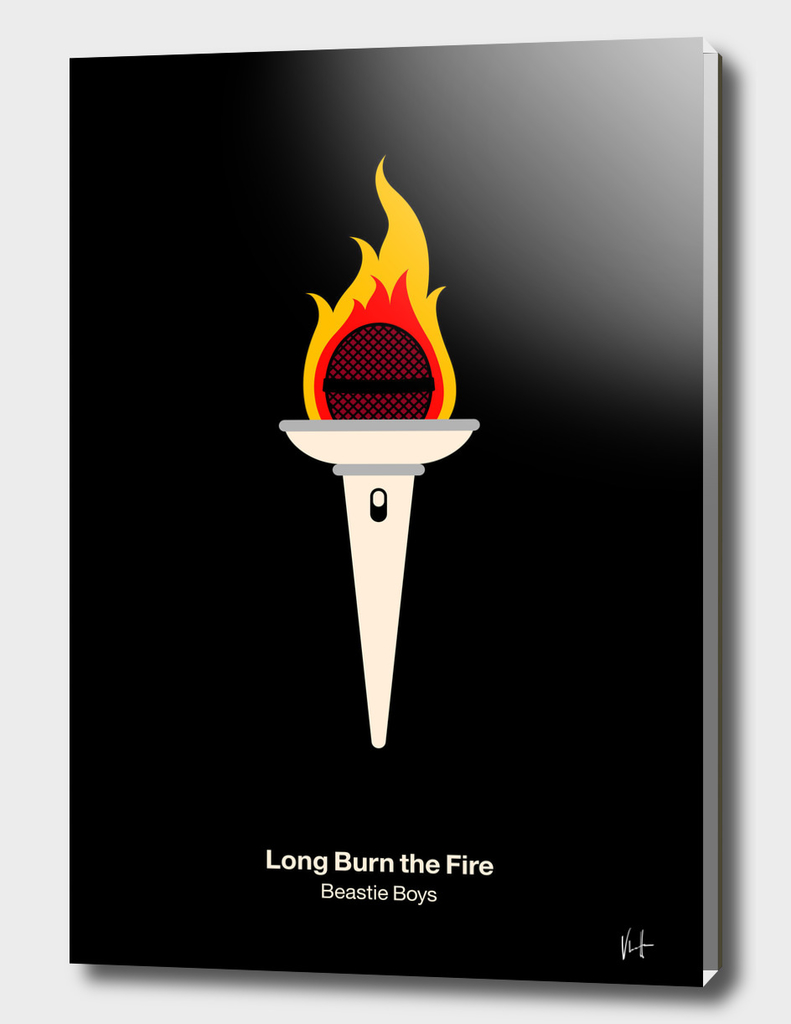 Long Burn the Fire