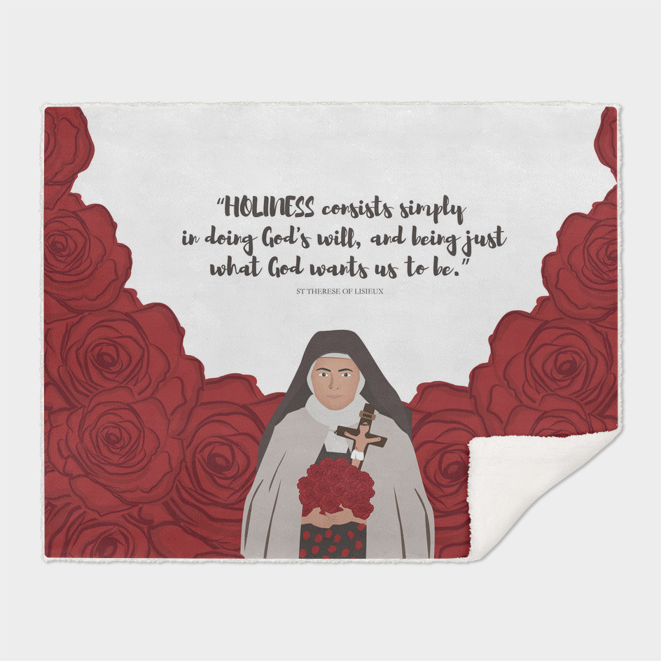 St Therese of Lisieux on Holiness