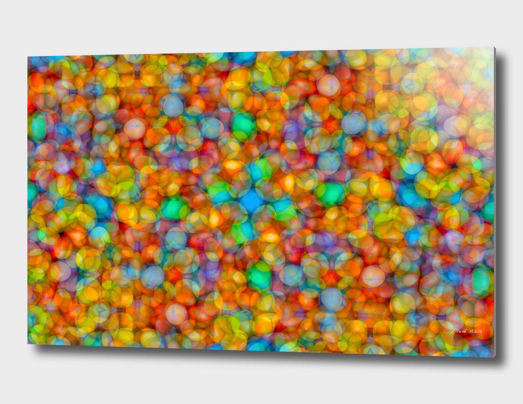 Bubbly Colours Pattern