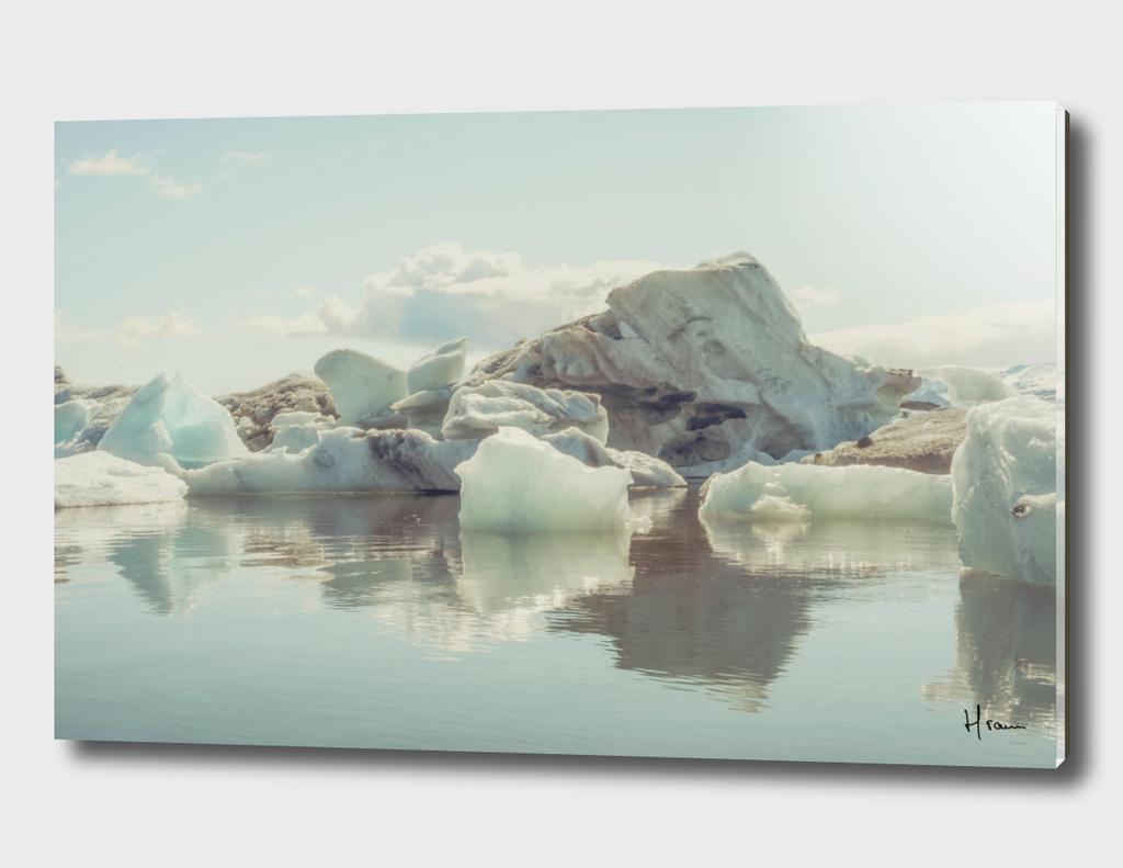 Icebergs XIII