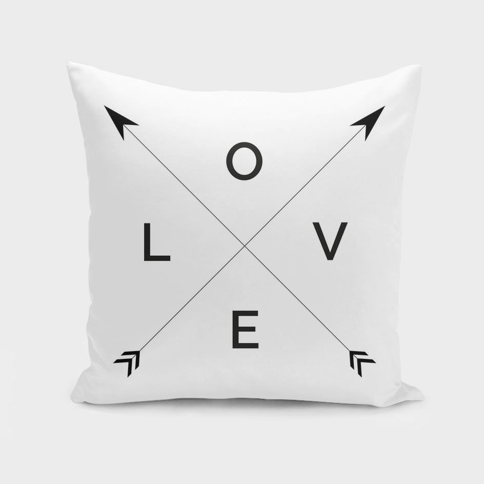 Love arrows