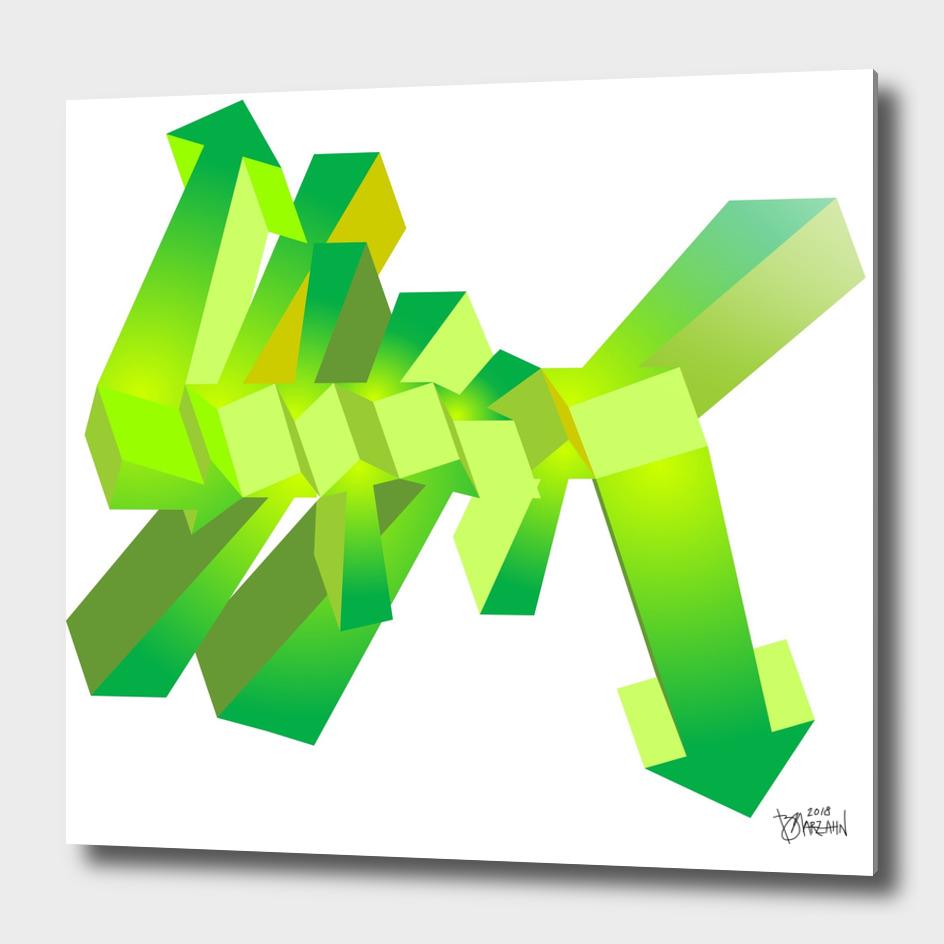 ganged_ARROWS__series_#08