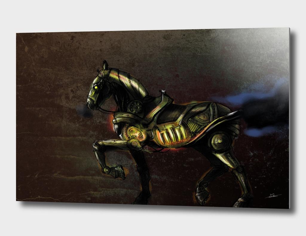 Steamhorse