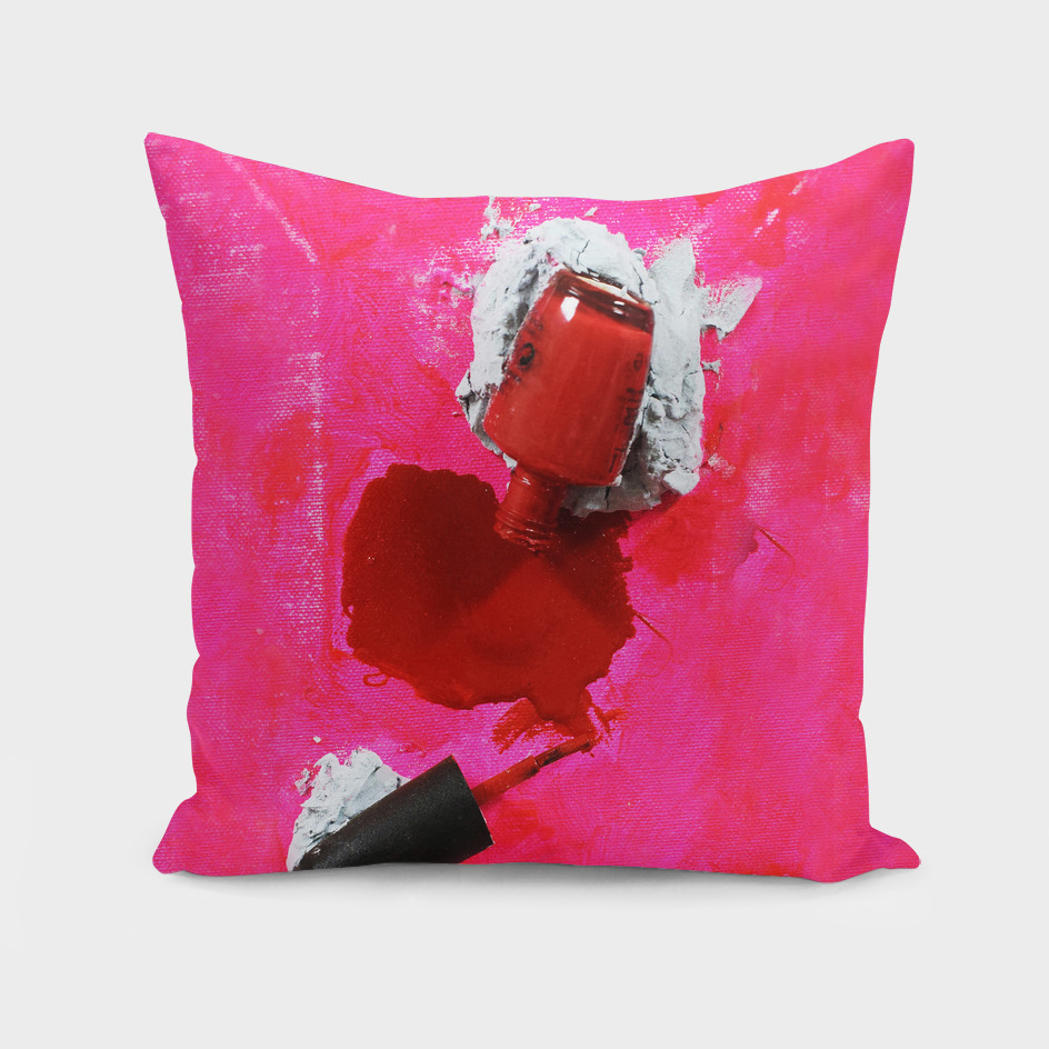 Nailpolish Pink/Red