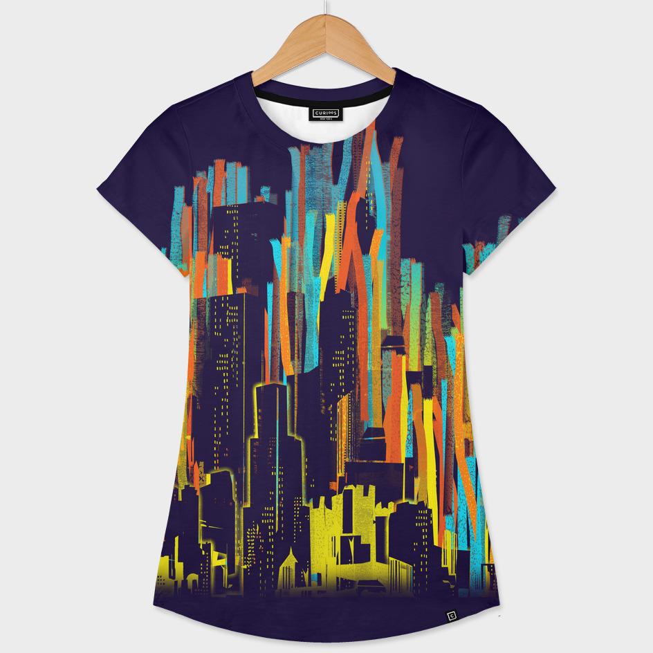 (s)trippy city