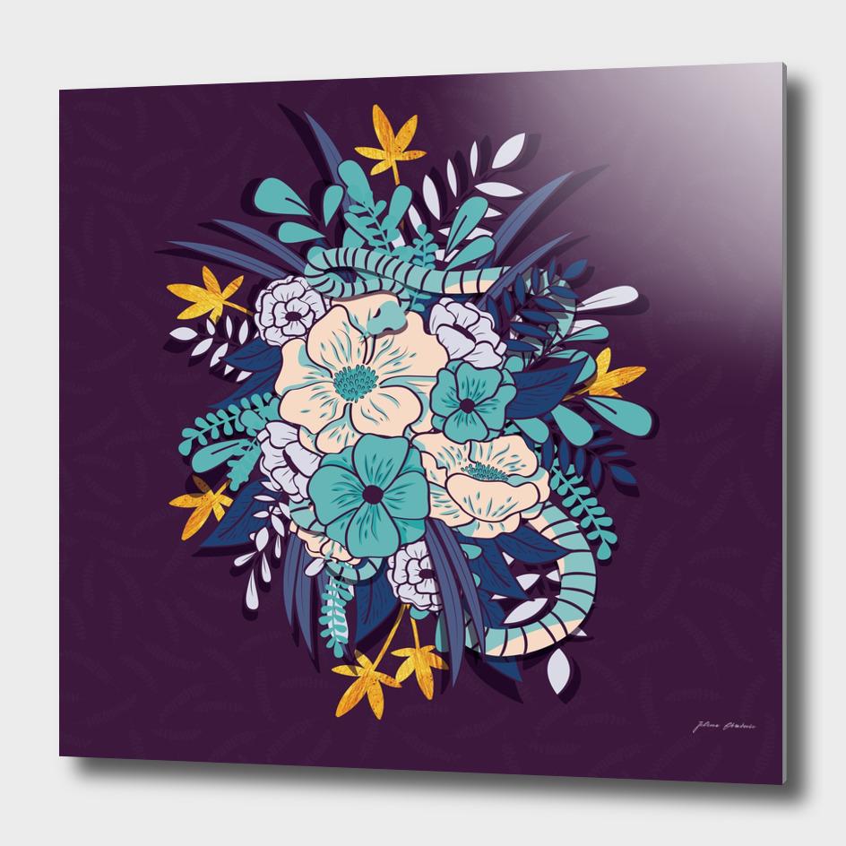 Jungle Bouquet 002