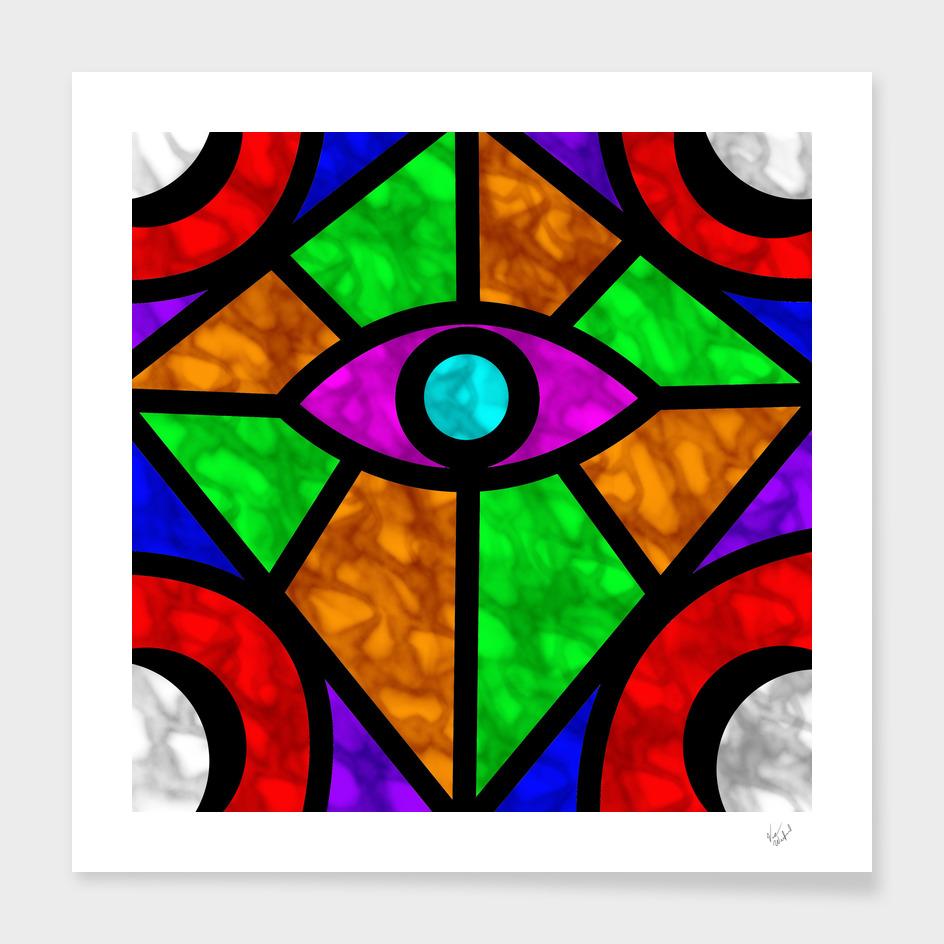Illuminati abstract