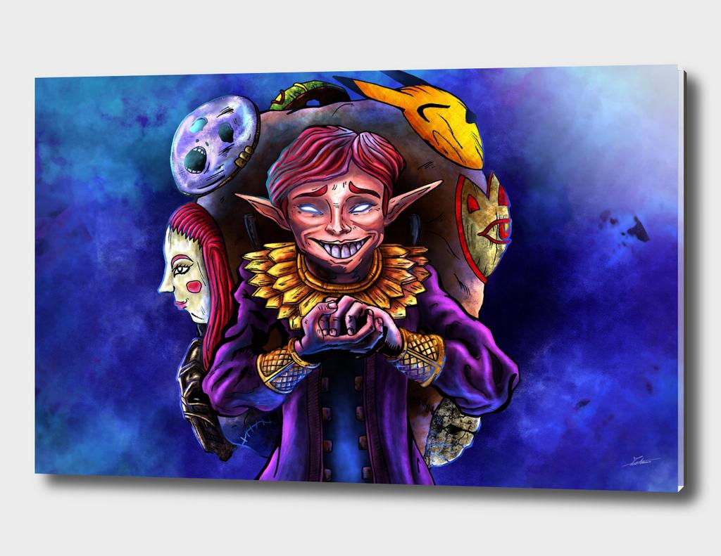 Happy Mask Salesman | Zelda Series