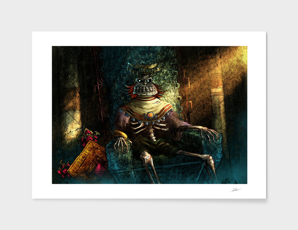 Igos Du Ikana | Zelda Series