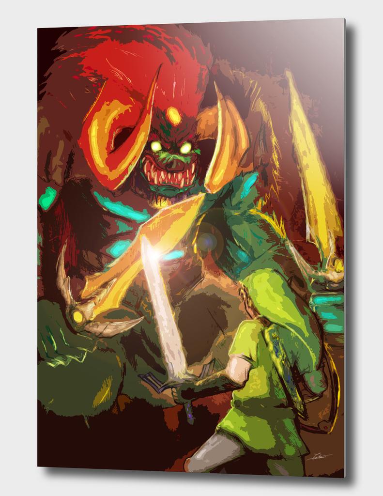 Ganon   Zelda Series