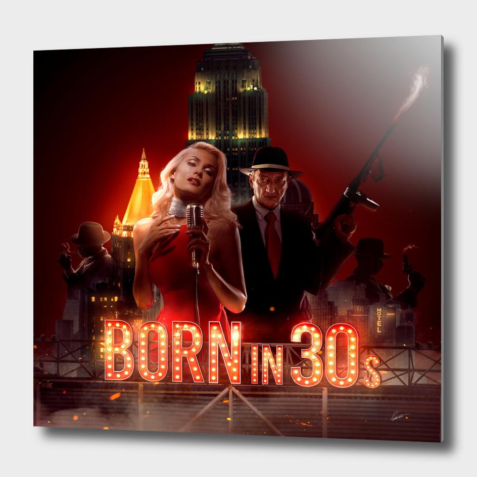 Born in 30's