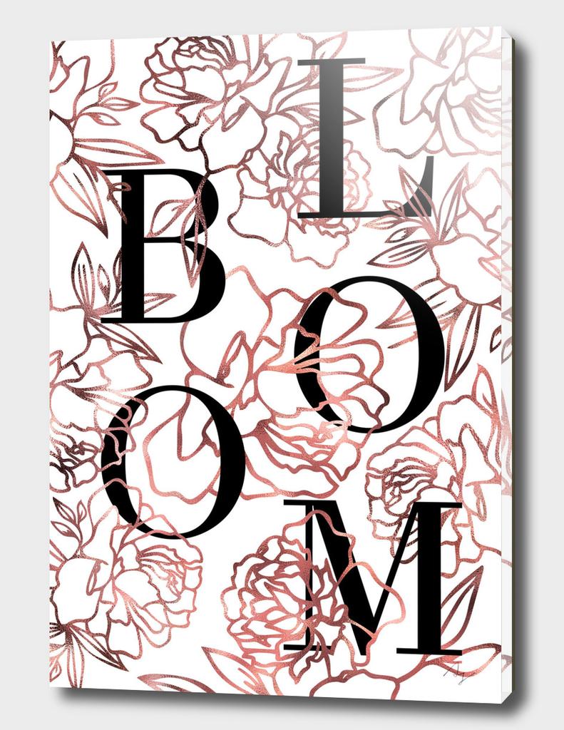 BLOOM - Rose Gold No.1