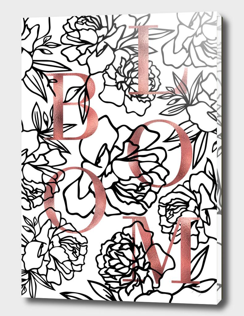 BLOOM - Rose Gold No.2