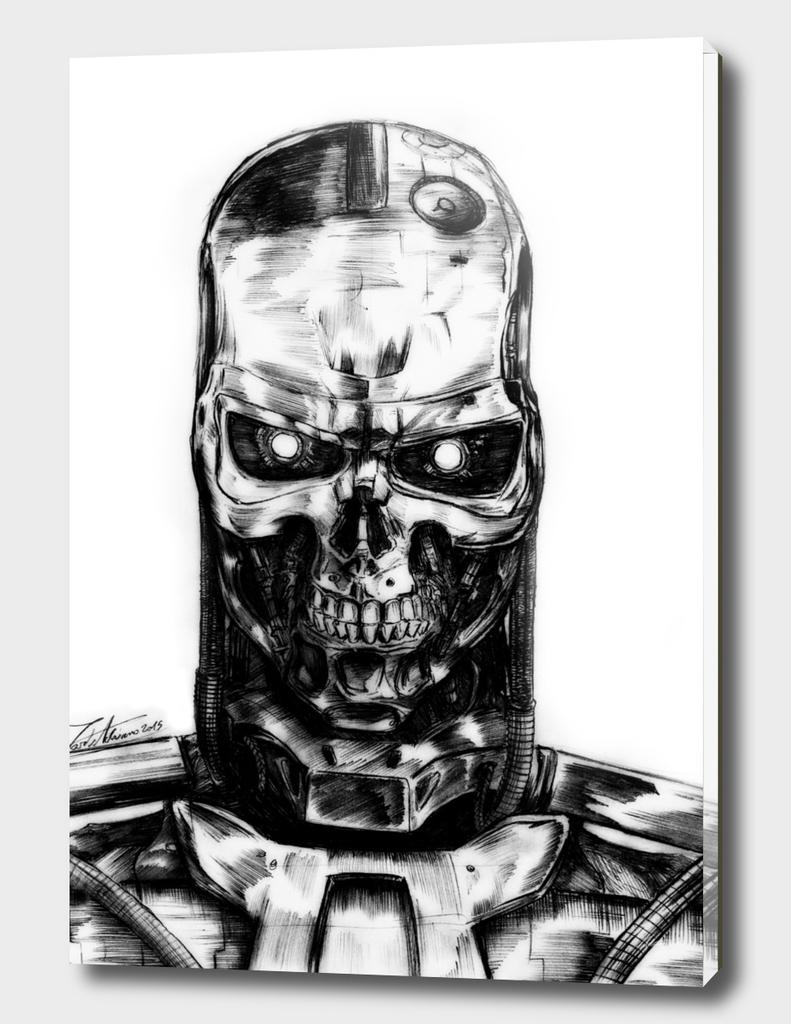 Terminator | Black & White Edition