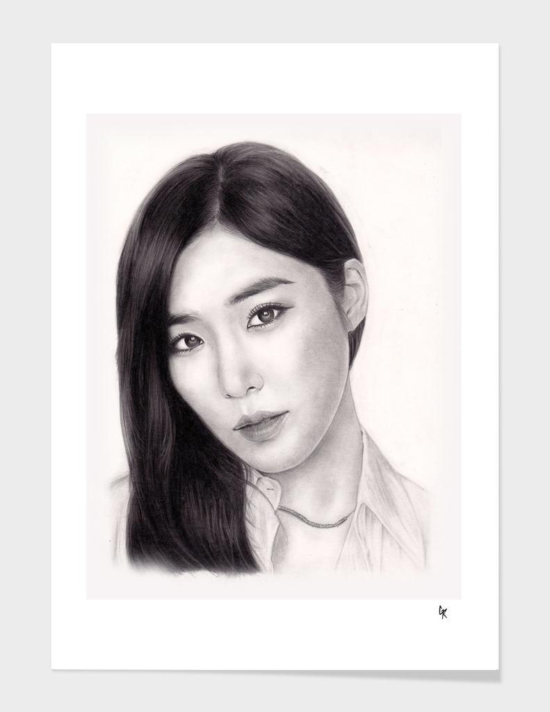 Girls' Generation Tiffany Hwang