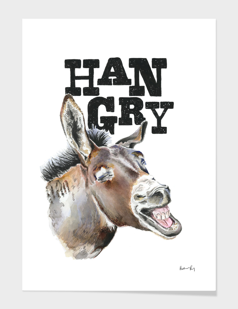 Hangry Donkey