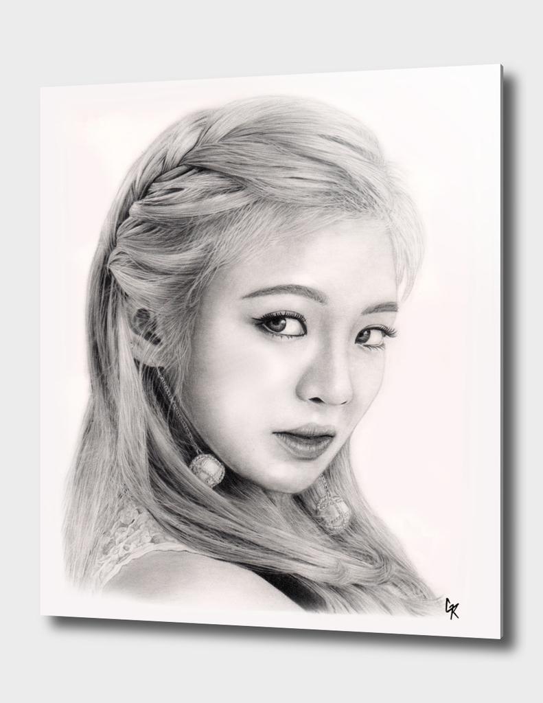 Girls' Generation Hyoyeon Kim