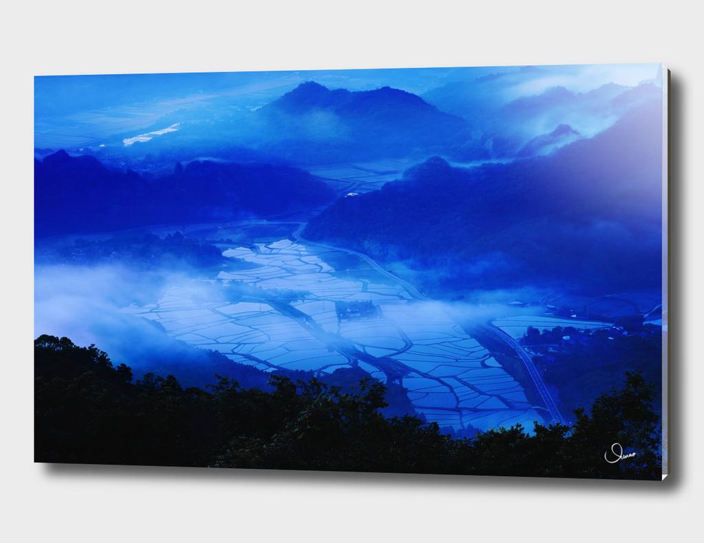 Dawn of Tasibunoshow Japan