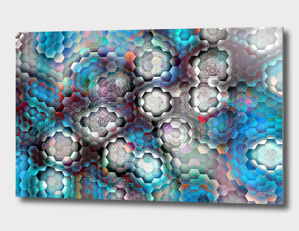 geometrical abstract b