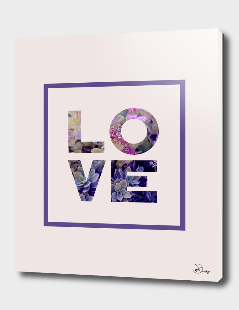 Succulent Uv LOVE