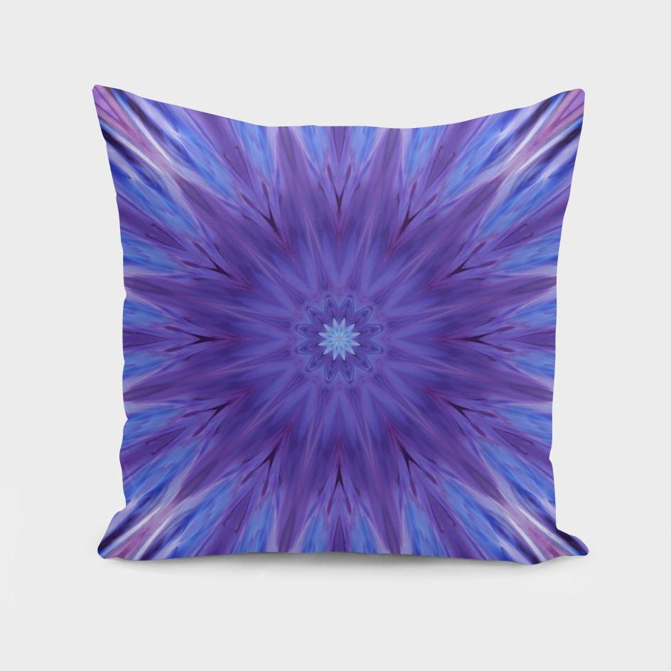 ultra violet mandala