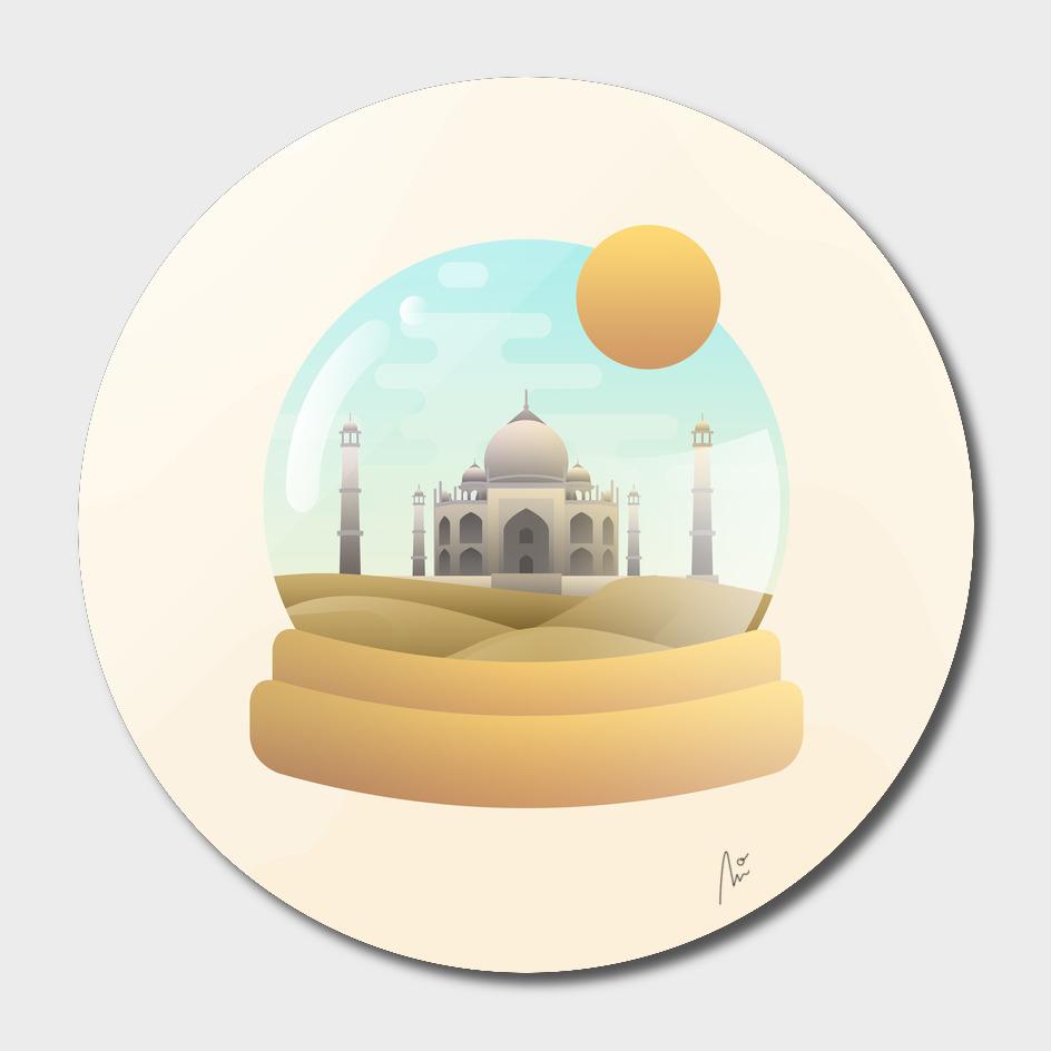 Sand Globe