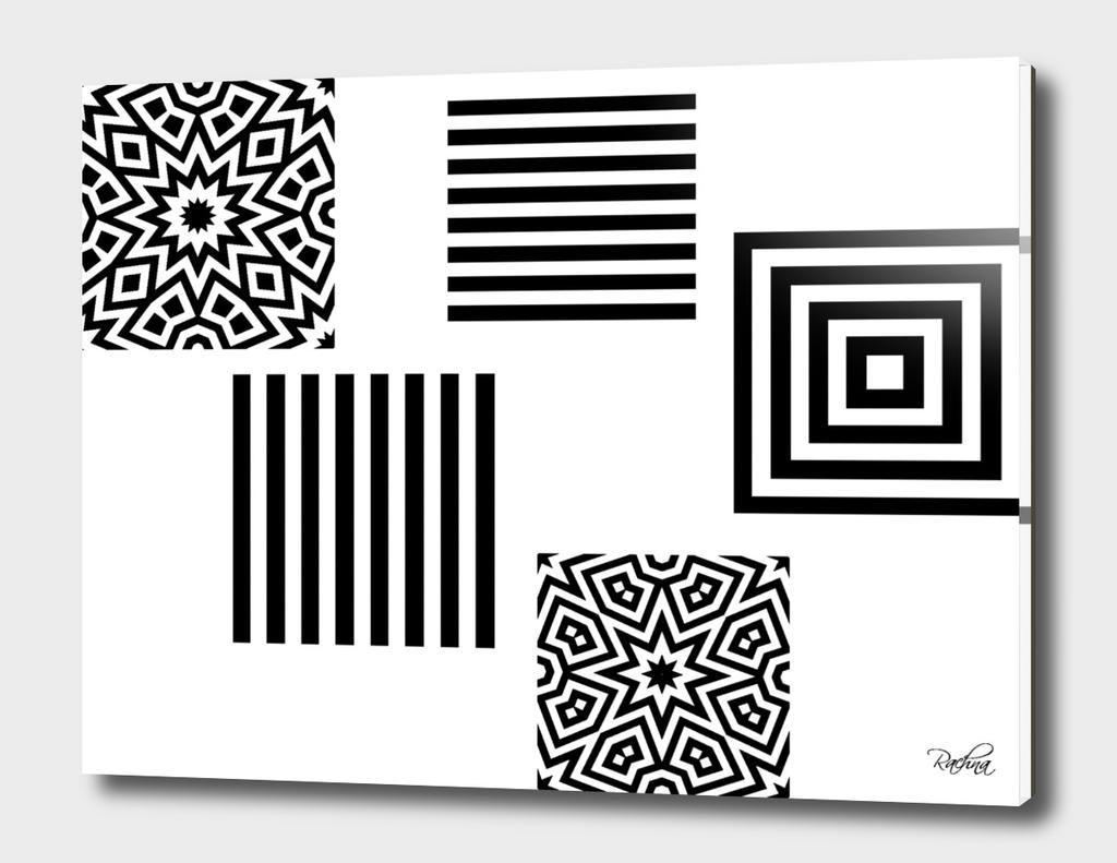 Minimal Black And White