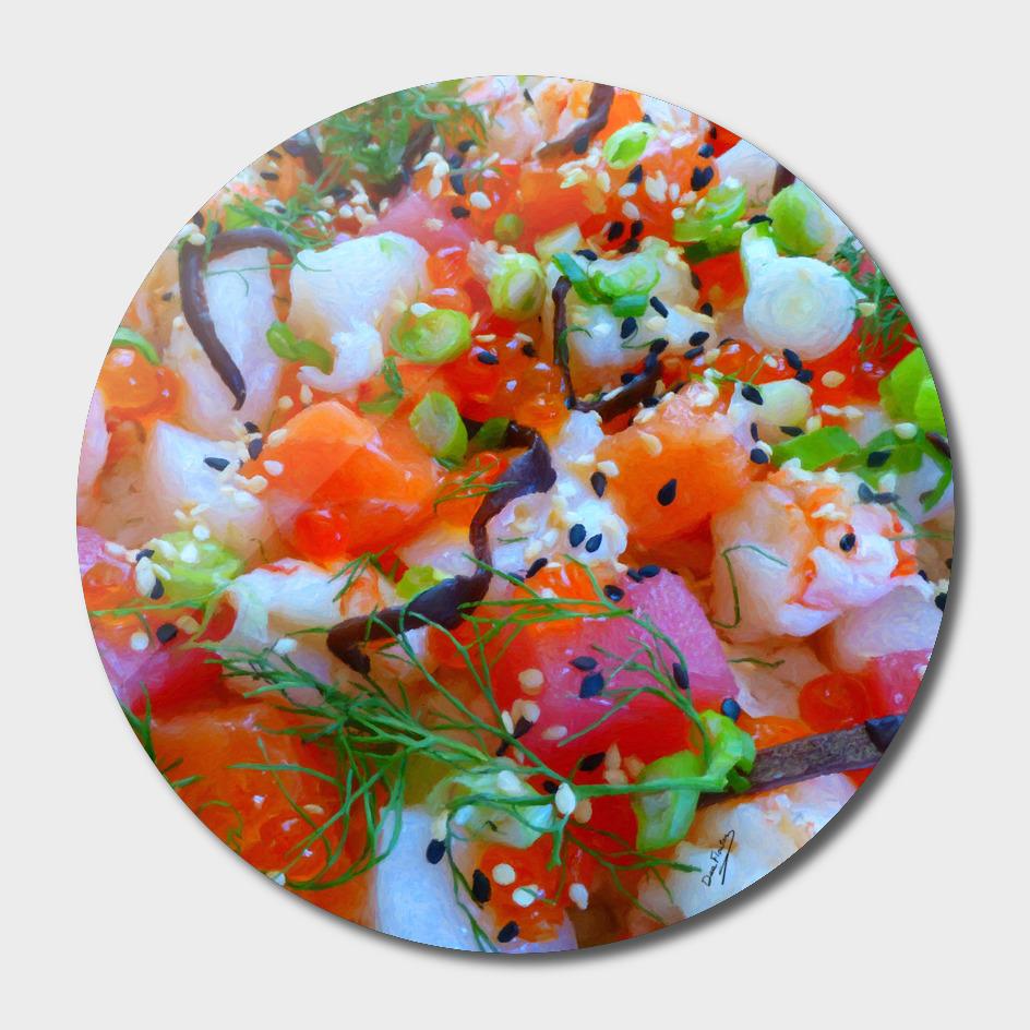 Chirashi Sushi DeekFlo