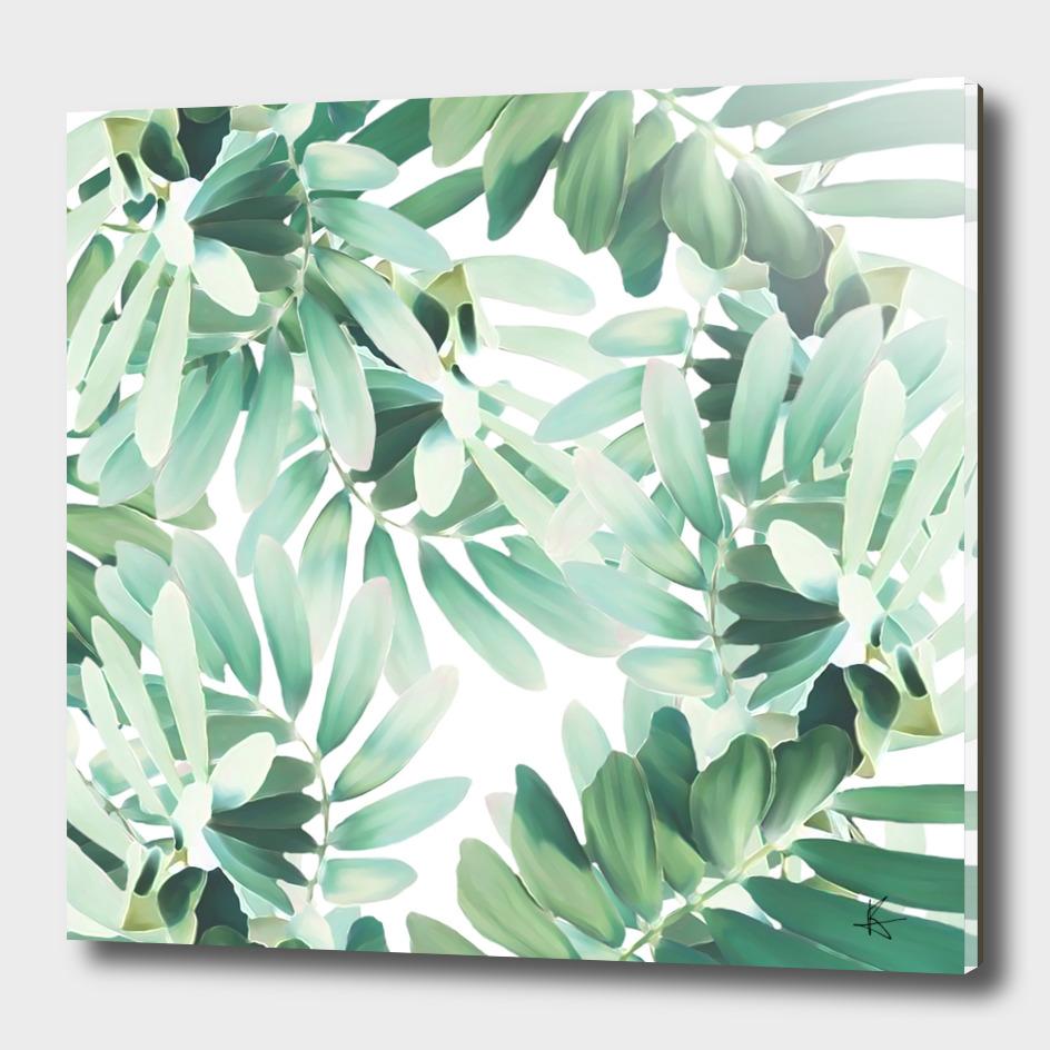 jungle paint