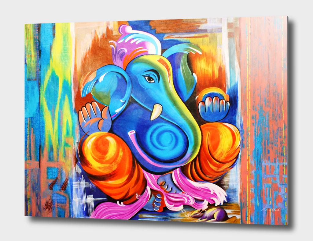 Ganesh Abstract