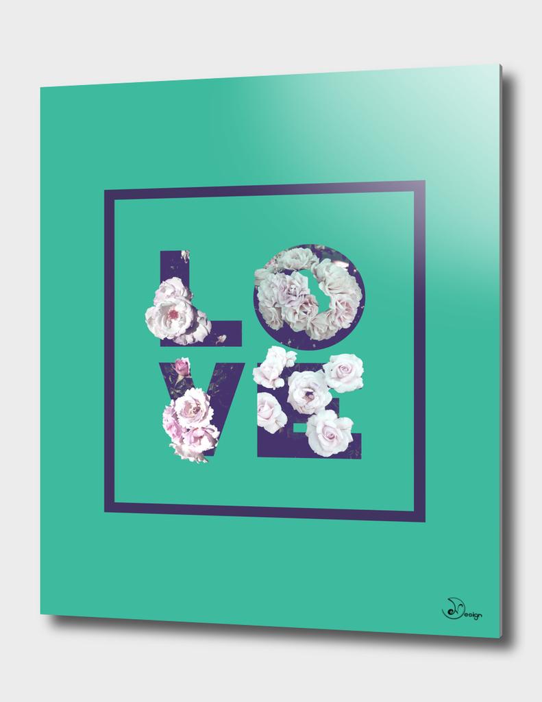 Floral Uv LOVE