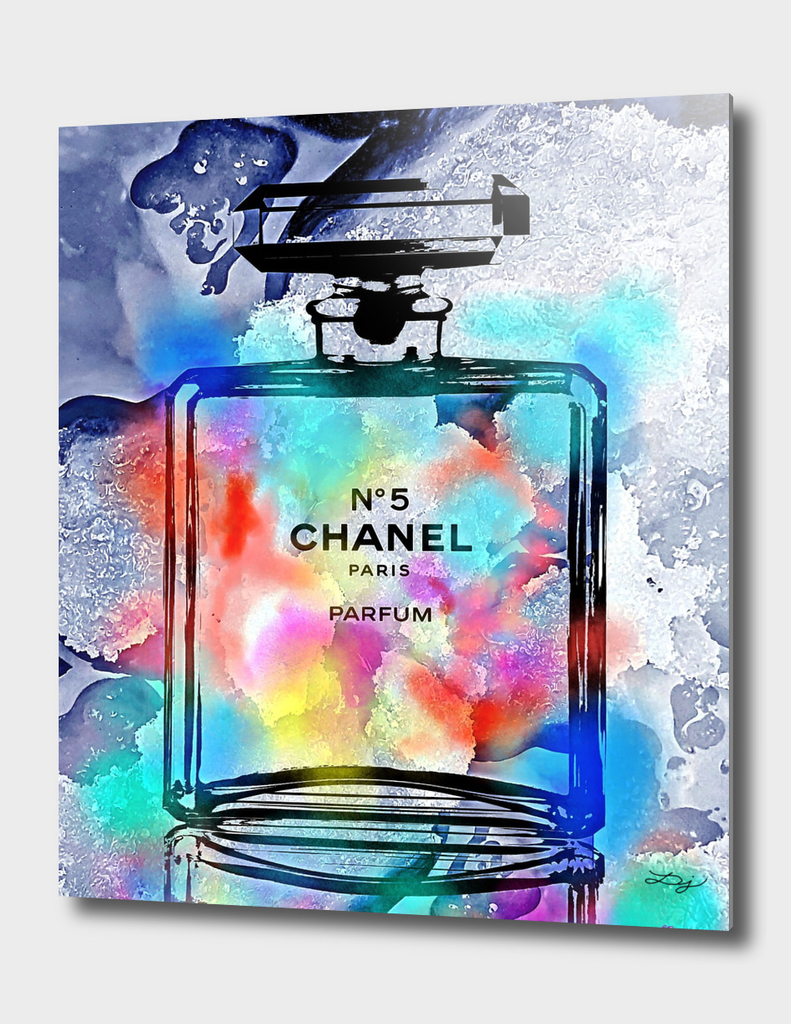Chanel No. 5 Snowy