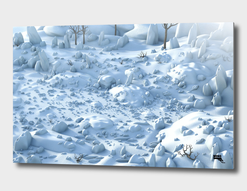 Snow Environment.