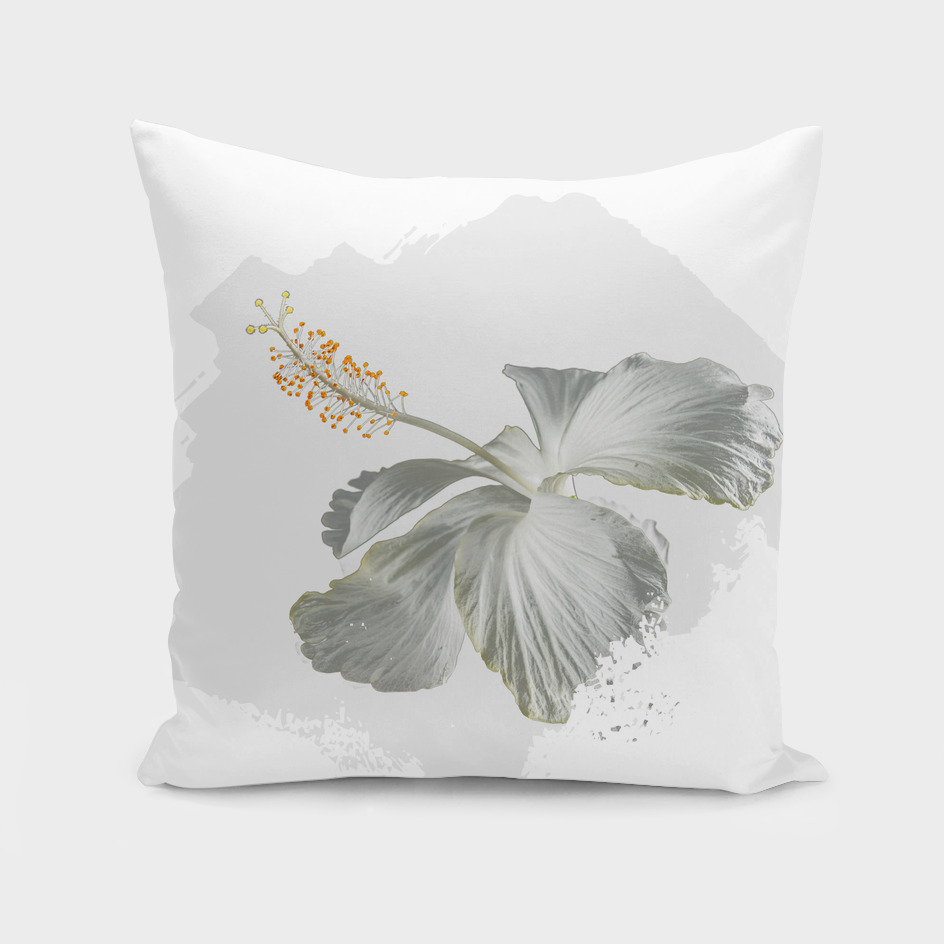 Bloom Hibiscus White