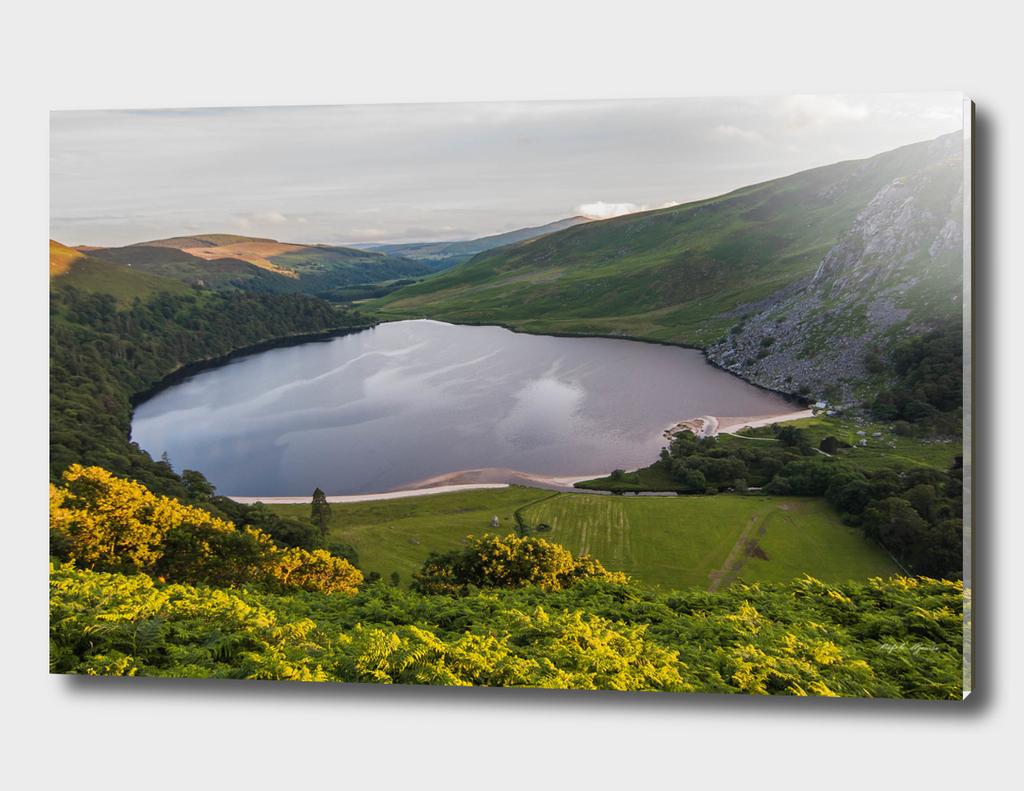 the Guinness lake