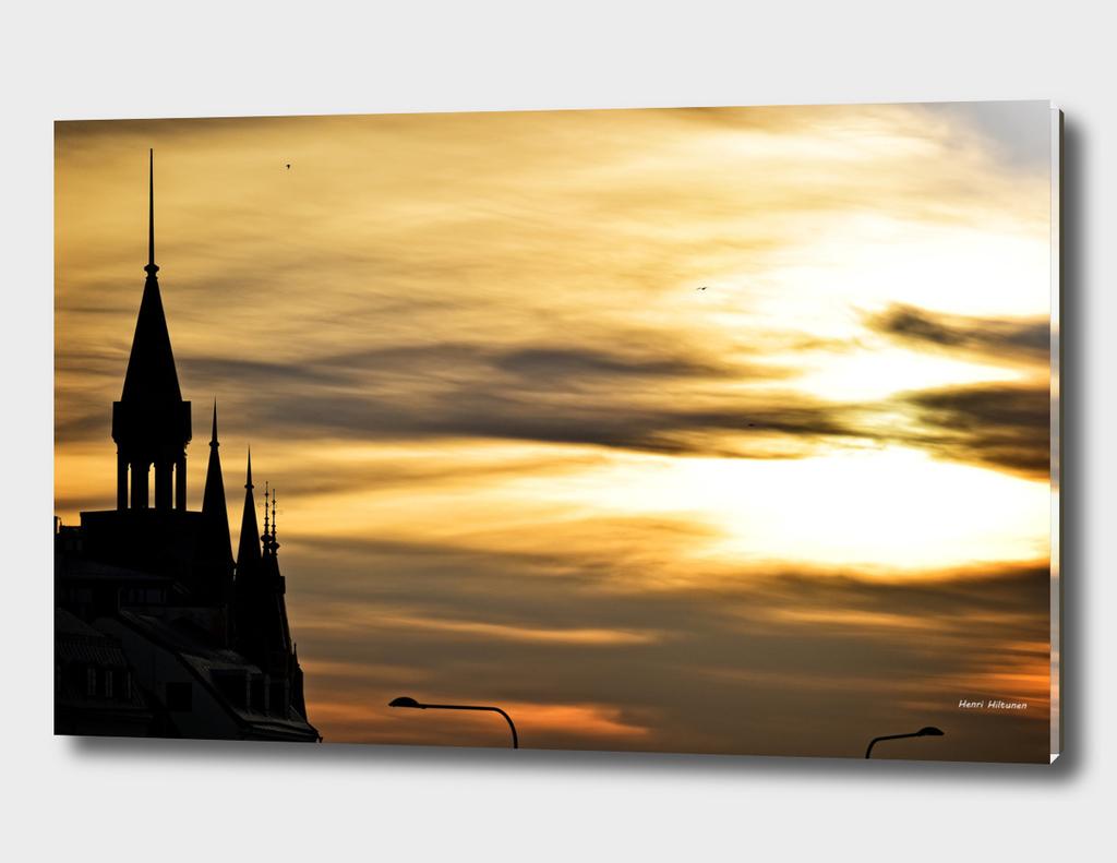 Stockholm Sunset 3