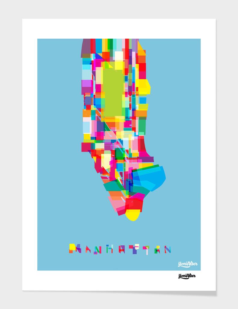 Manhattan_Fragments