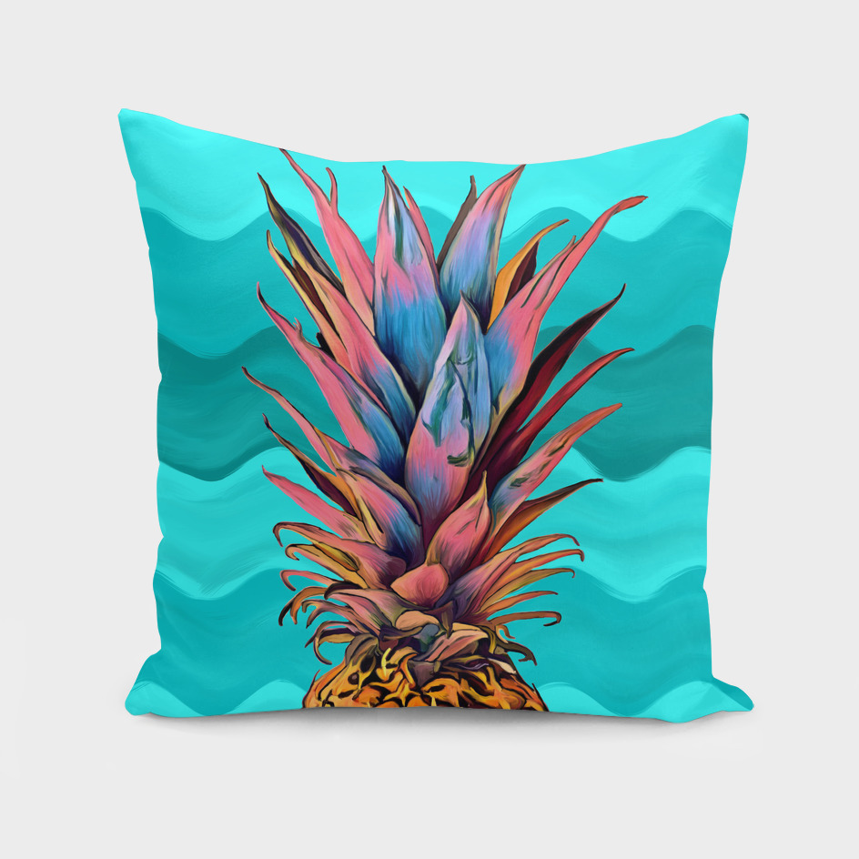 Colorful Pineapple