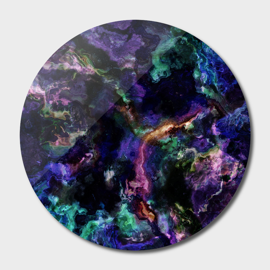 ultra violet marble x