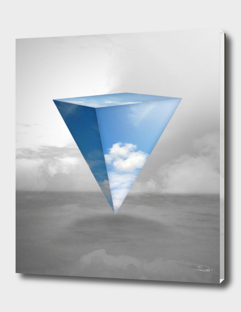 Hemisphere Tetrahedron