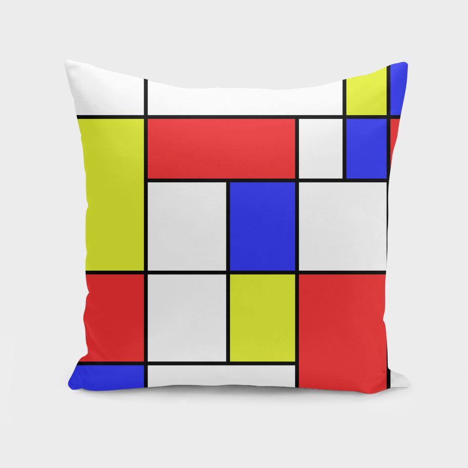 Mondrian #23