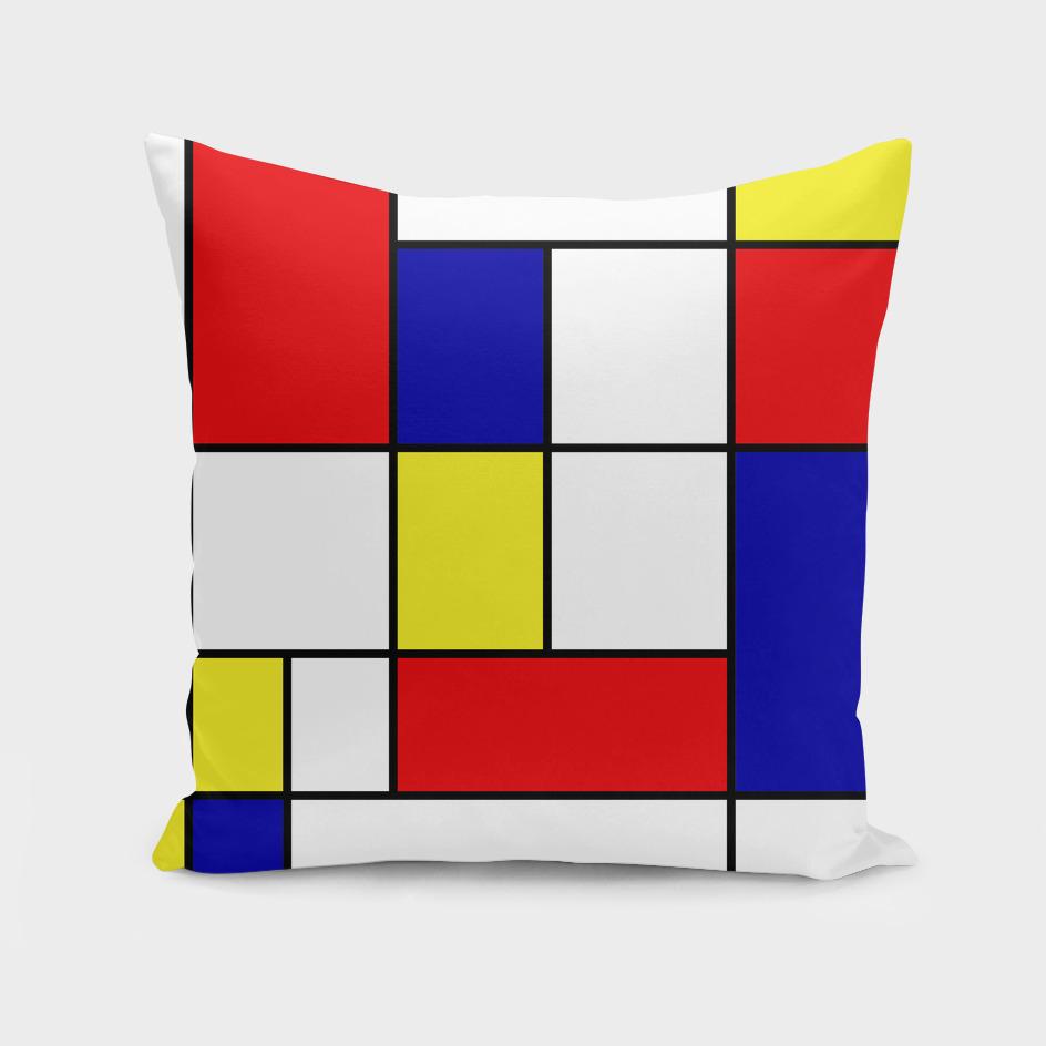 Mondrian #43
